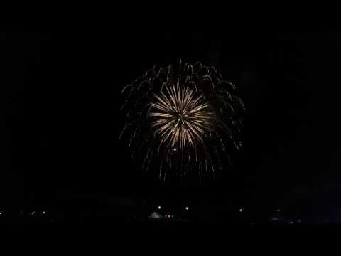 4th of July Fireworks 2017 Lake City Florida Fair Grounds