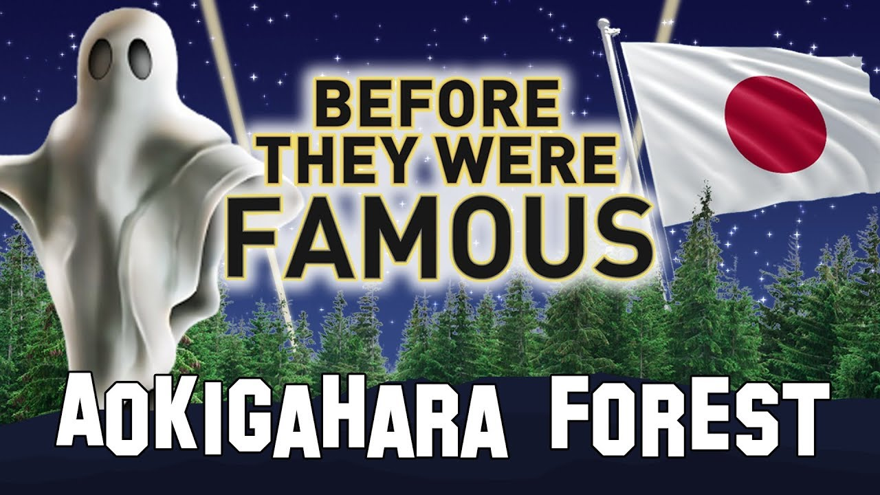 AOKIGAHARA FOREST | Before They Were Famous