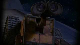 WALLE spaceship multiple