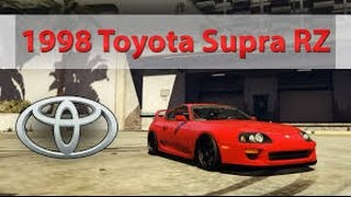 GTA SAN ANDREAS ANDROID: Toyota Supra Twin Turbo