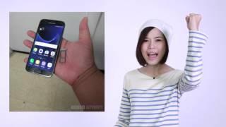 รวมทุกข่าวหลุดข่าวลือของ Samsung Galaxy S7-S7 Edge