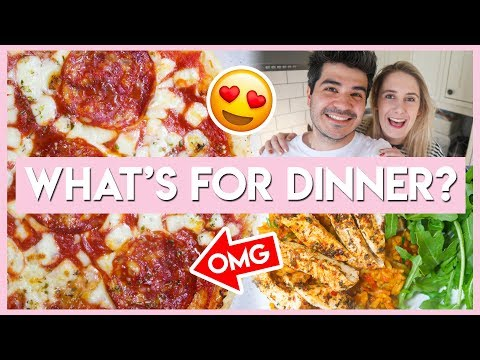 WHAT'S FOR DINNER? | 4 EASY 30 MINUTE MEALS (low FODMAP, gluten free) | Becky Excell