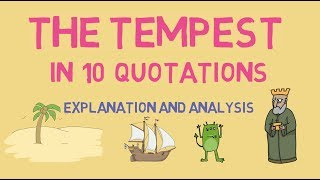 The 10 Most Important Quotes in The Tempest