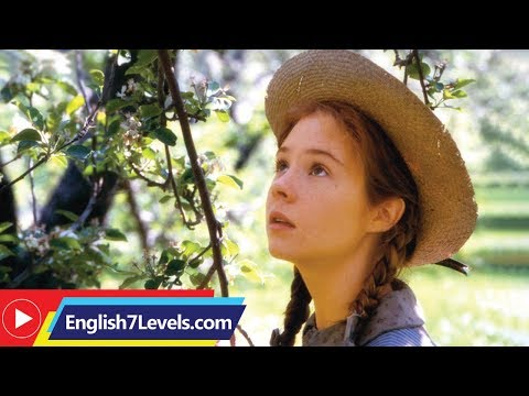 Learn English Through Story ★ Subtitles: Anne of Green Gables (level 2)