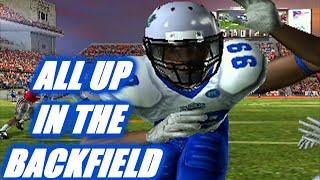 LIFE IN THE BACKFIELD - EASTERN ILLINOIS DYNASTY NCAA FOOTBALL 06 ep73