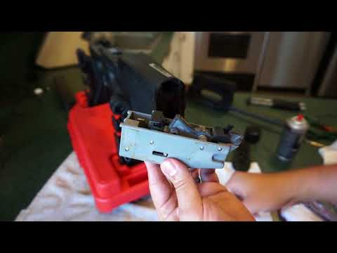 How to clean the FN PS90