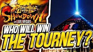 Who Will WIN The Showdown In LA? FREE SUMMONS! - Dragon Ball Legends