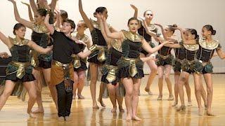 Urbana Dance Team Showcase 2017