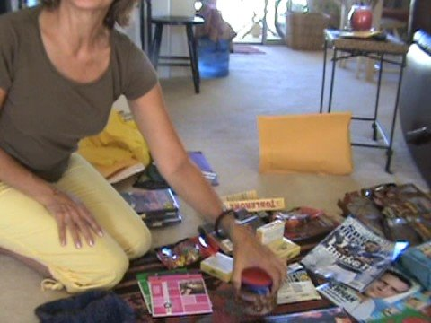 Natalija Nogulich's Care Packages to Troops