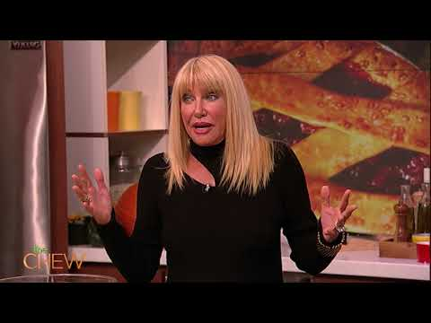 Suzanne Somers Talks About New Book