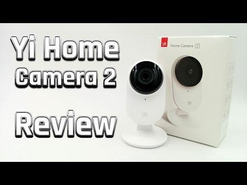 Yi Home Camera 2 Review - Security Camera / Überwachungskamera FullHD