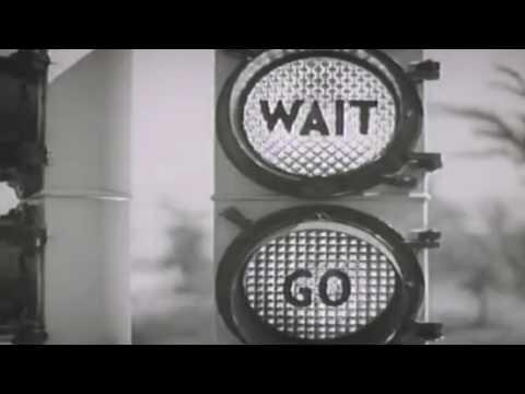 История светофора и патент на первый светофор. Каким он был?