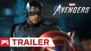 Marvel's Avengers leleplező előzetes - E3 2019