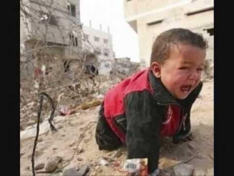 FREE PALESTINE - Gaza's Children Pay the Price as always