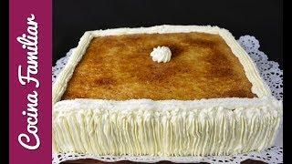 Receta de tarta San Marcos paso a paso | Recetas de Javier Romero para Cocina familiar