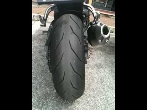 yamaha fz1 con pirelli diablo rosso corsa nuove youtube. Black Bedroom Furniture Sets. Home Design Ideas