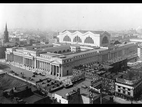 Places - Lost in Time: Pennsylvania Station