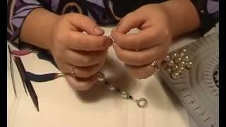 �������� ���� Как сделать браслет за 10 -15 мин ������