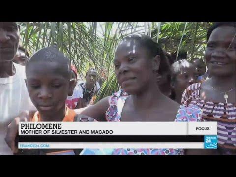 Five years after Ivory Coast violence, refugee children return home