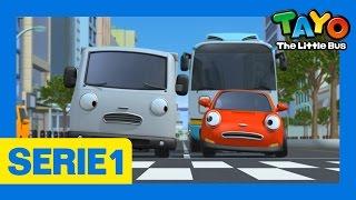 Vamos a llevarnos bien  l Episodio 8 l Tayo el pequeño Autobús Español