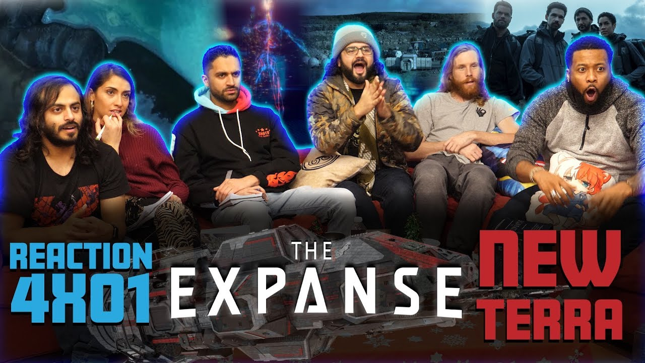 Download The Expanse - 4x1 New Terra - Group Reaction