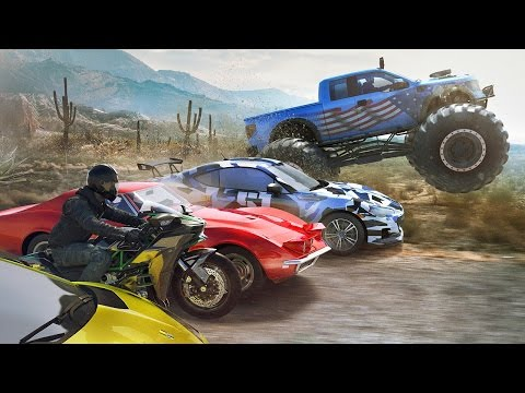 How Players Evolved The Crew and Inspired Its Wild Run - IGN Interview