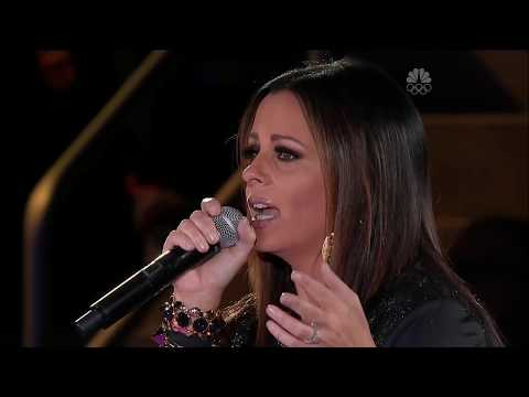 Sara Evans - I Could Not Ask For More (2013)(Figure Skating Special)