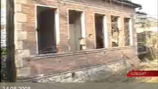 რუსები სენაკის სამხედრო ბაზას აფეთქებენ - 14.08.2008