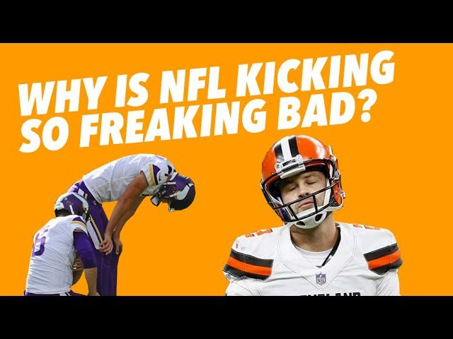 why-has-kicking-gotten-so-bad-in-the-nfl
