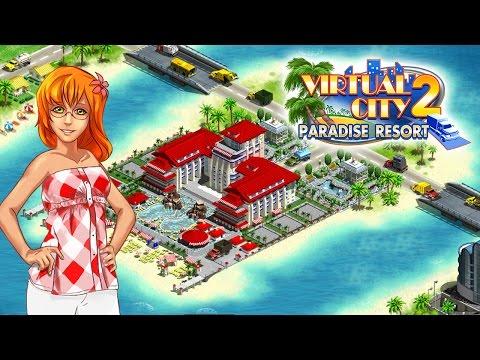 Virtual City® 2: Paradise Resort for Google Play