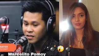 Marcelito Pomoy ''The Prayer''/REACTION