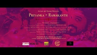 Priyanka & Ramakanth | Wedding Highlights | South Indian Wedding | Patna