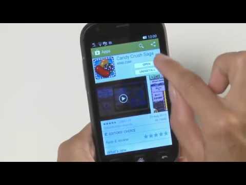 Doro Liberto® 810 Tutorial: Download an application