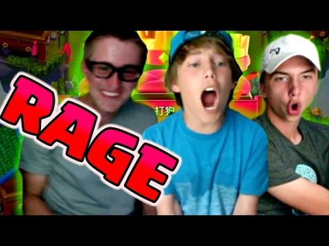 THE BIGGEST RAGE IN CLASH ROYALE HISTORY!! EPIC MELTDOWN AND LAG RAGE
