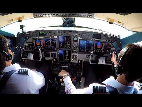 Part 2 Long Day in a Gulfstream - Pilot VLOG 60