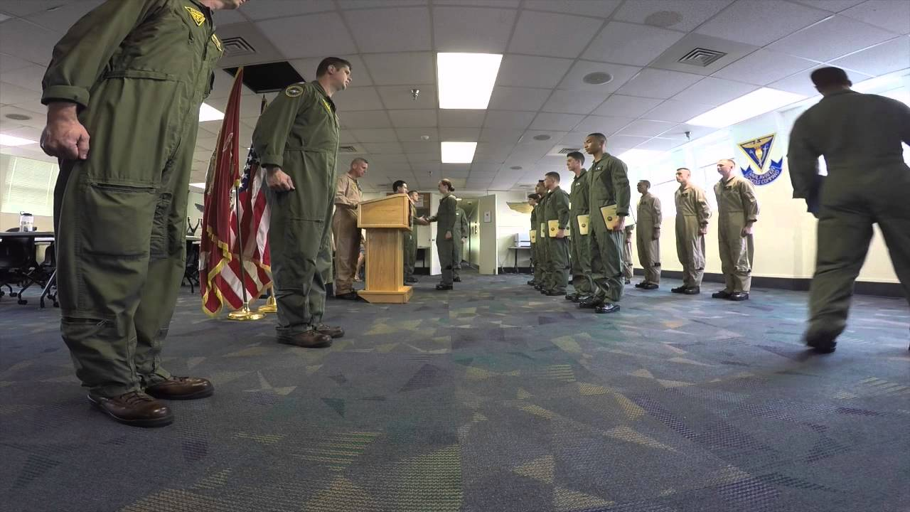 NAVAL AIRCREW CANDIDATE SCHOOL CLASS 1523 - YouTube
