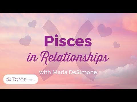 Pisces in Relationships & in Bed: Romantic, Sweet, and Supportive