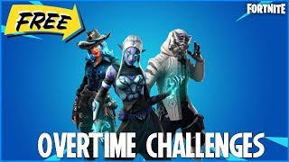 LIVE NOW - OVERTIME CHALLENGES SOON - FREE BATTLE PASS FOR SEASON 9 ? - FORTNITE