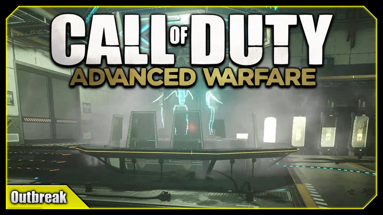 Exo Suit Exo Perks Galore Outbreak Call Of Duty Advanced Warfare Zombies Youtube