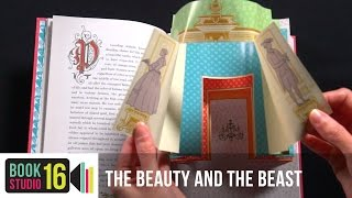 The Beauty and the Beast by Gabrielle-Suzanna Barbot de Villeneuve