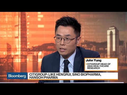 Stick With China's Largest Pharma Guys, Says Citigroup's Yung