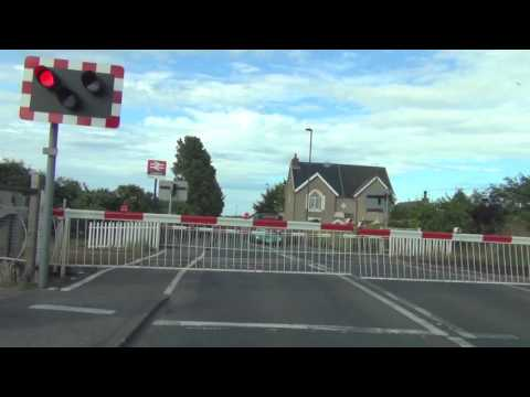 Longbeck Level Crossing