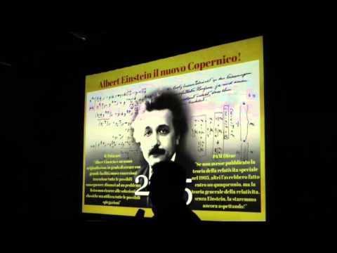 100 anni di Relatività  - Conferenza di Dario Kubler