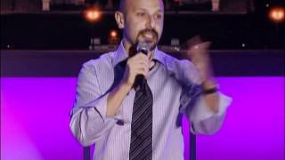Axis Of Evil Comedy Tour - Maz Jobrani - Marrried Tech Support