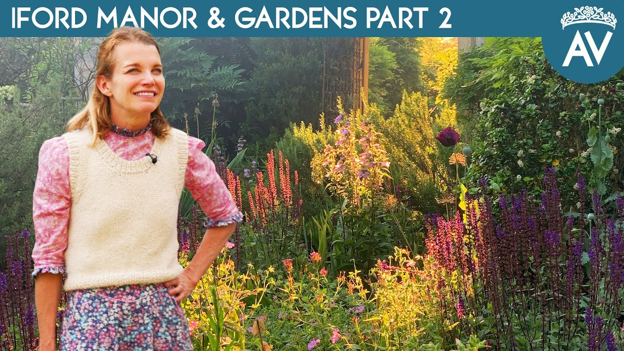 Download Discovered! England's Most Beautiful Garden - Iford Manor & Gardens Part 2