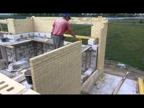 Строим камины своими руками из кирпича, фото и чертежи