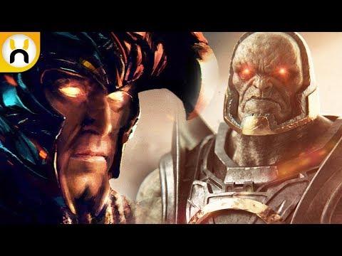 Justice League Darkseid & Steppenwolf Relationship CHANGED