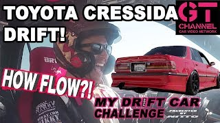 video thumbnail of Toyota Cressida Drift Car - My Drift Car Challenge - Nitto Eps.2