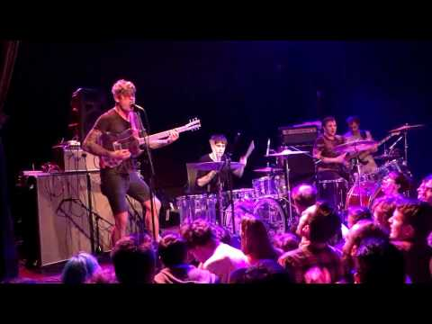 Thee Oh Sees at Bowery Ballroom in New York 11/12/2016