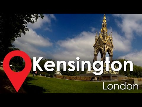 Kensington | Albert Memorial | London | England